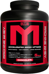 MTS Nutrition Machine Whey - 5lbs Triple Chocolate Cake