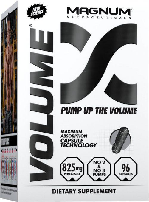 Magnum Nutraceuticals Volume - 96 Capsules
