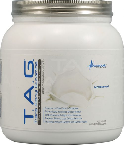 Metabolic Nutrition T.A.G. - 400g Unflavored