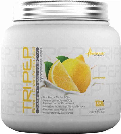 Metabolic Nutrition Tri-Pep - 400g Lemonade