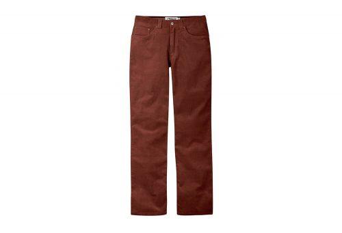 Mountain Khakis Canyon Cord Pant Classic Fit - Men's - brick, 40