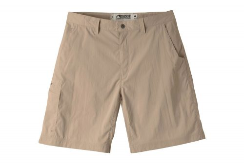 "Mountain Khakis Equatorial Stretch 11"" Short (Relaxed Fit) - Men's - khaki, 32"