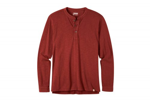 Mountain Khakis Mixter Henley - Men's - malbec, x-large