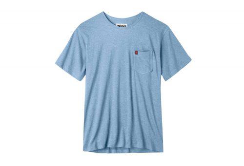 Mountain Khakis Patio Pocket Tee - Men's - blue ridge heather, small