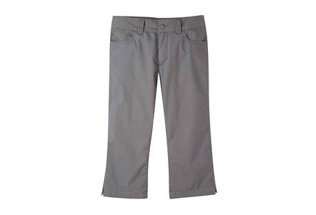 Mountain Khakis Poplin Capri Slim Fit - Women's