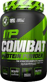 MusclePharm Combat Protein Powder - 2lbs Chocolate Milk