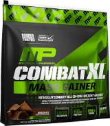 MusclePharm Combat XL Mass Gainer - 12lbs Chocolate Peanut Butter