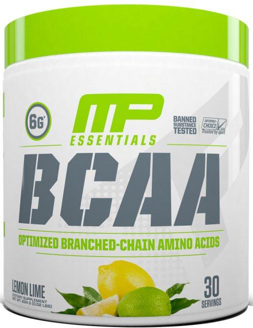 MusclePharm Essentials BCAA - 30 Servings Lemon Lime