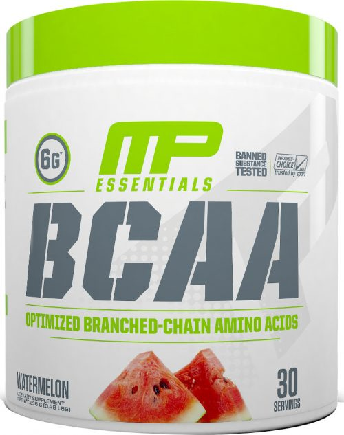 MusclePharm Essentials BCAA - 30 Servings Watermelon