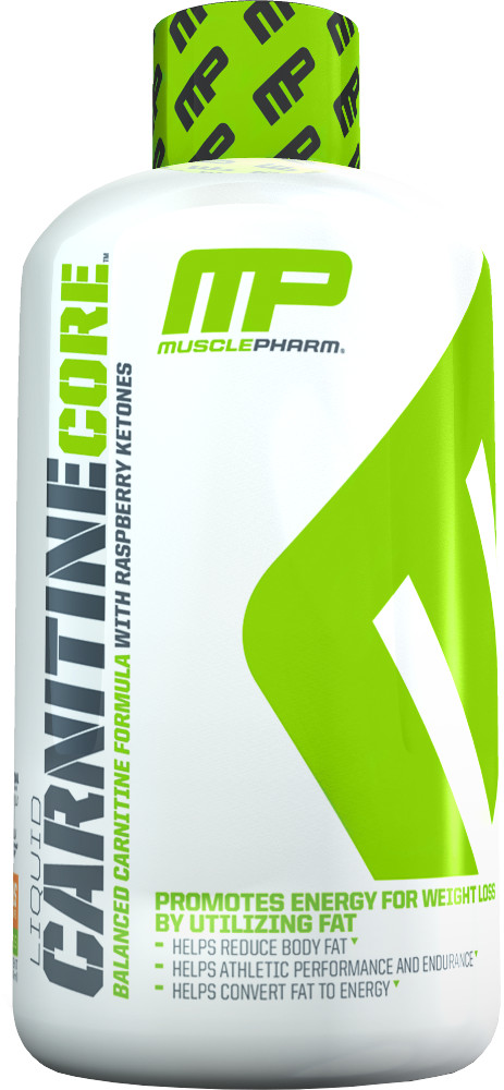 MusclePharm Essentials Carnitine - 30 Servings Fruit Punch