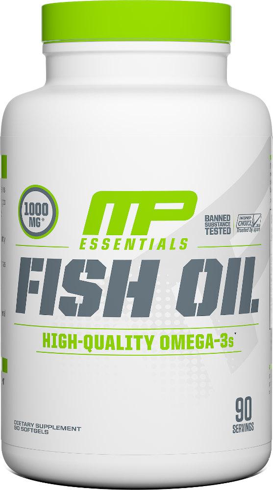 MusclePharm Fish Oil - 90 Softgels
