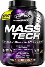 MuscleTech Mass-Tech - 12lbs Milk Chocolate