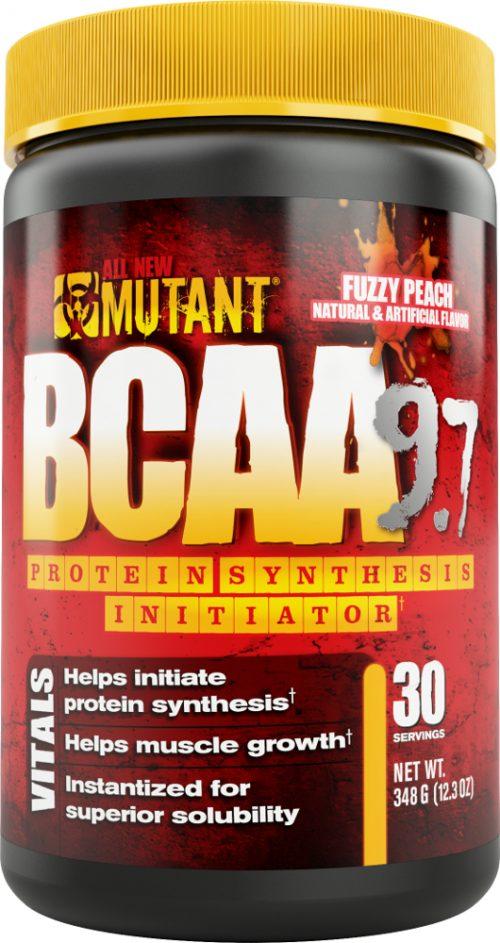 Mutant BCAA 9.7 - 30 Servings Fuzzy Peach