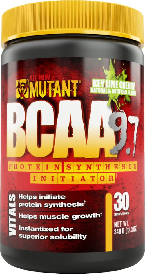 Mutant BCAA 9.7 - 30 Servings Key Lime Cherry