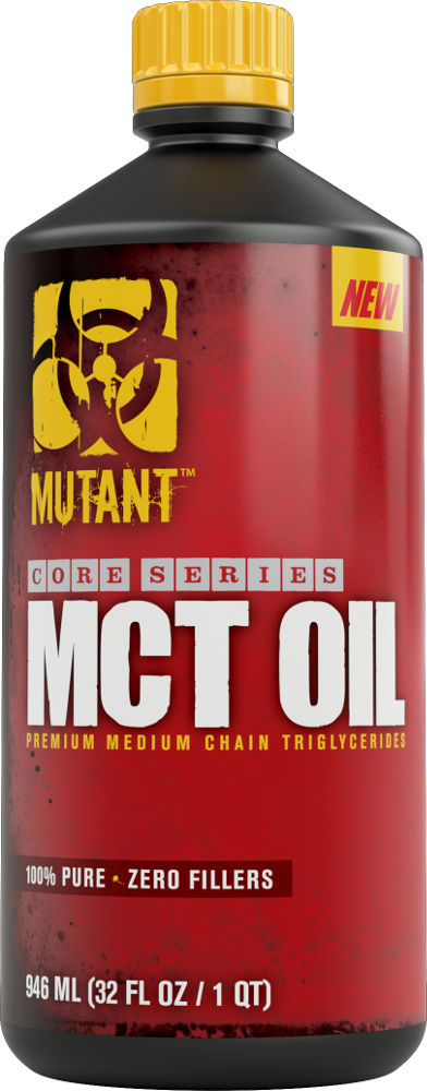 Mutant Core Series MCT Oil - 32oz Unflavored