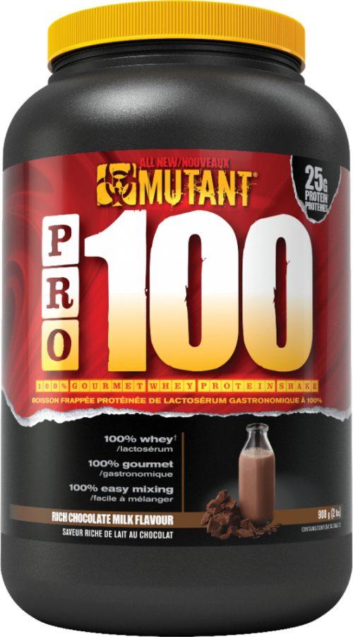 Mutant Pro 100 - 2lbs Rich Chocolate Milk