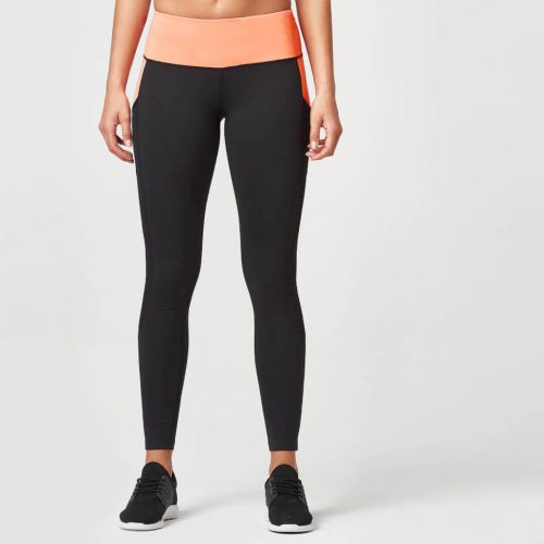 Myprotein Beat Leggings - Black - L