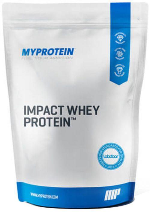 Myprotein Impact Whey - 5.5lbs Strawberry Cream