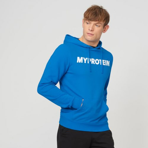 Myprotein Logo Hoodie - Blue - S