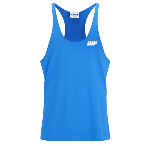 Myprotein Men's Longline Stringer Vest, Blue, XXL