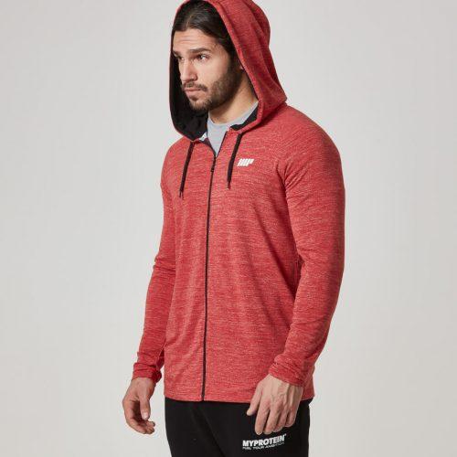 Myprotein Men's Performance Zip Top - Red - XL