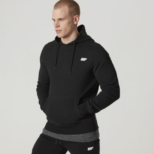 Myprotein Men's Tru-Fit Pullover Hoodie - Black - S