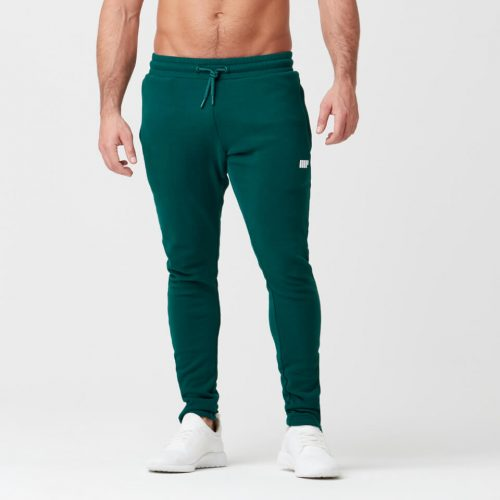 Myprotein Tru-Fit Zip Joggers - Dark Green - S