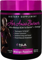 NLA For Her Her Amino Burner - 30 Servings Mango Passion