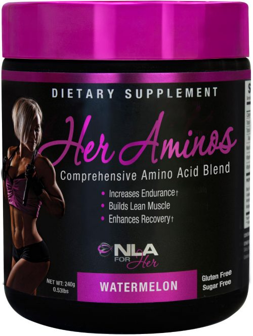 NLA For Her Her Aminos - 30 Servings Watermelon
