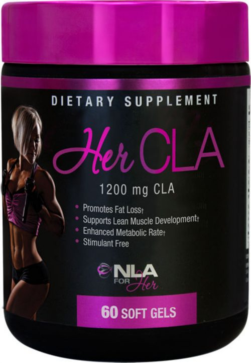 NLA For Her Her CLA - 60 Softgels