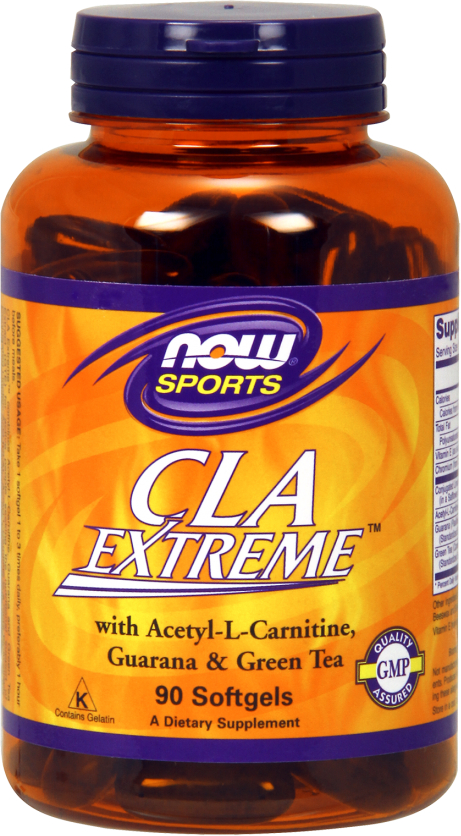 NOW Foods CLA Extreme - 90 Softgels