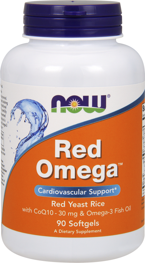 NOW Foods Red Omega - 90 Softgels
