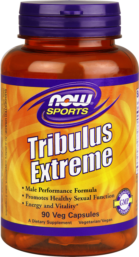 NOW Foods Tribulus Extreme - 90 Capsules