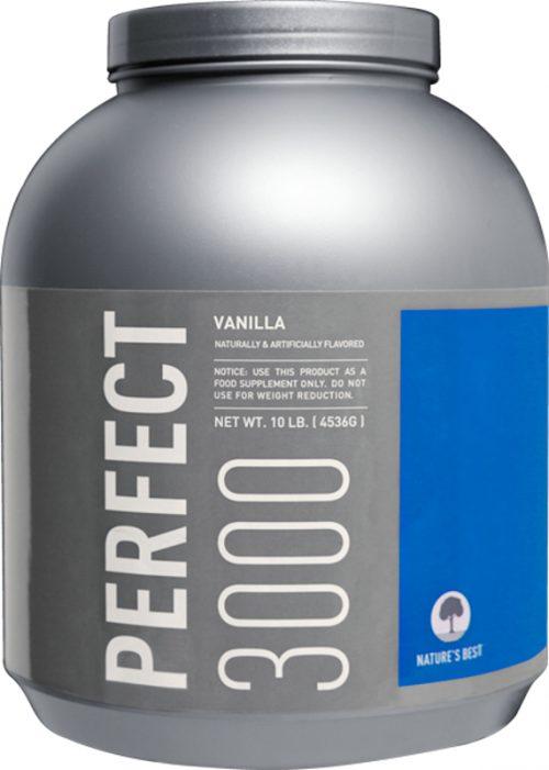 Nature's Best Perfect 3000 - 10lbs Vanilla