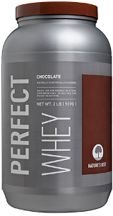 Nature's Best Perfect Whey - 2lbs Chocolate