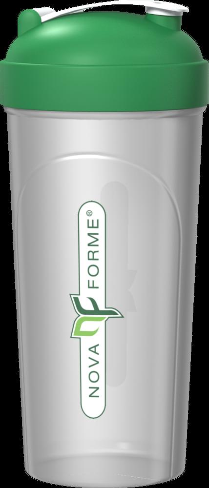 Novaforme Leak-Proof Shaker Bottle - 1 Green Shaker