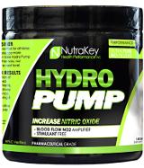NutraKey Hydro Pump - 30 Servings Strawberry