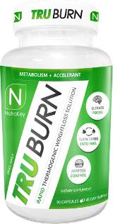 NutraKey TRU Burn - 90 Capsules