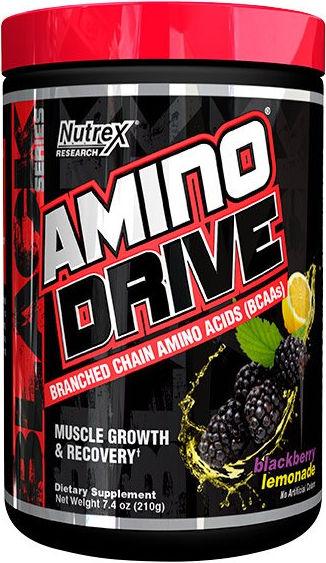 Nutrex Amino Drive - 30 Servings Blackberry Lemonade