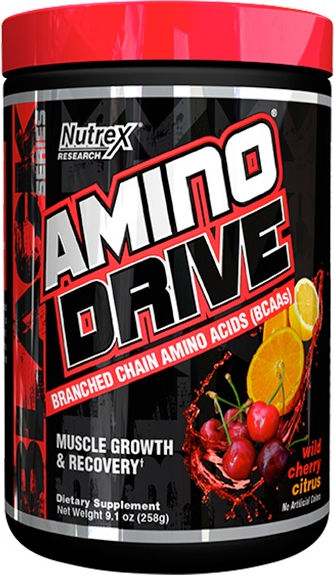 Nutrex Amino Drive - 30 Servings Wild Cherry Citrus