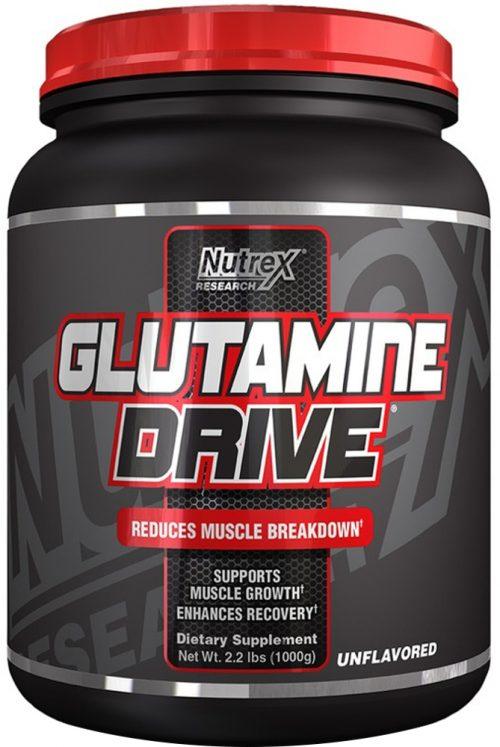 Nutrex Glutamine Drive - 1000g Unflavored