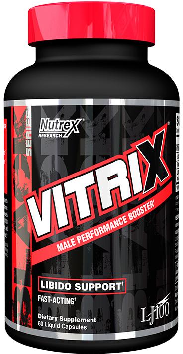 Nutrex Vitrix - 80 Liquid Capsules