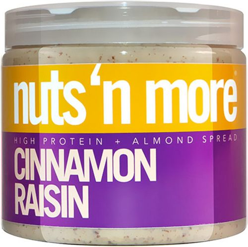 Nuts 'N More High Protein Spreads - Almond 16oz Cinnamon Raisin