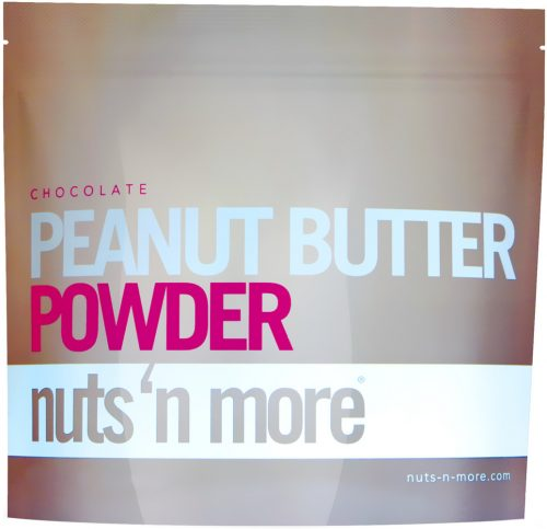 Nuts 'N More Peanut Butter Powder - 21 Servings Chocolate