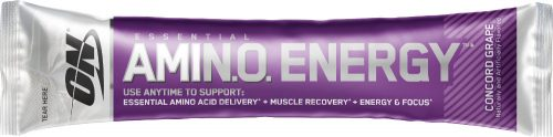 Optimum Nutrition Amino Energy - 1 Stick Pack Concord Grape