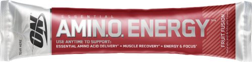 Optimum Nutrition Amino Energy - 1 Stick Pack Fruit Fusion