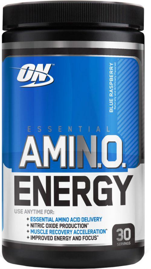 Optimum Nutrition Amino Energy - 30 Servings Blue Raspberry