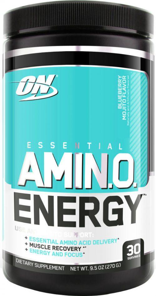 Optimum Nutrition Amino Energy - 30 Servings Blueberry Mojito