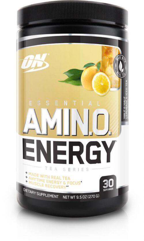 Optimum Nutrition Amino Energy - 30 Servings Half & Half