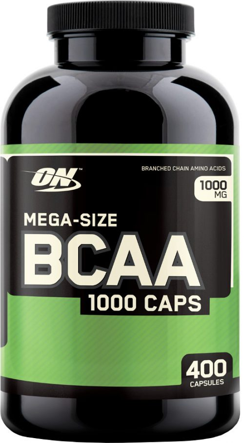 Optimum Nutrition BCAA 1000 Caps - 400 Capsules